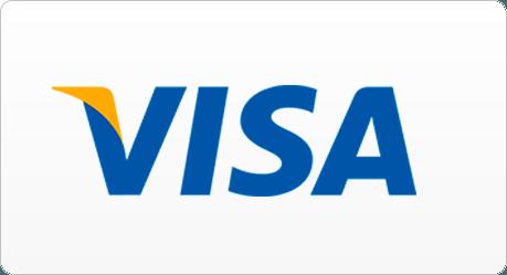 Visa, способ оплаты значок